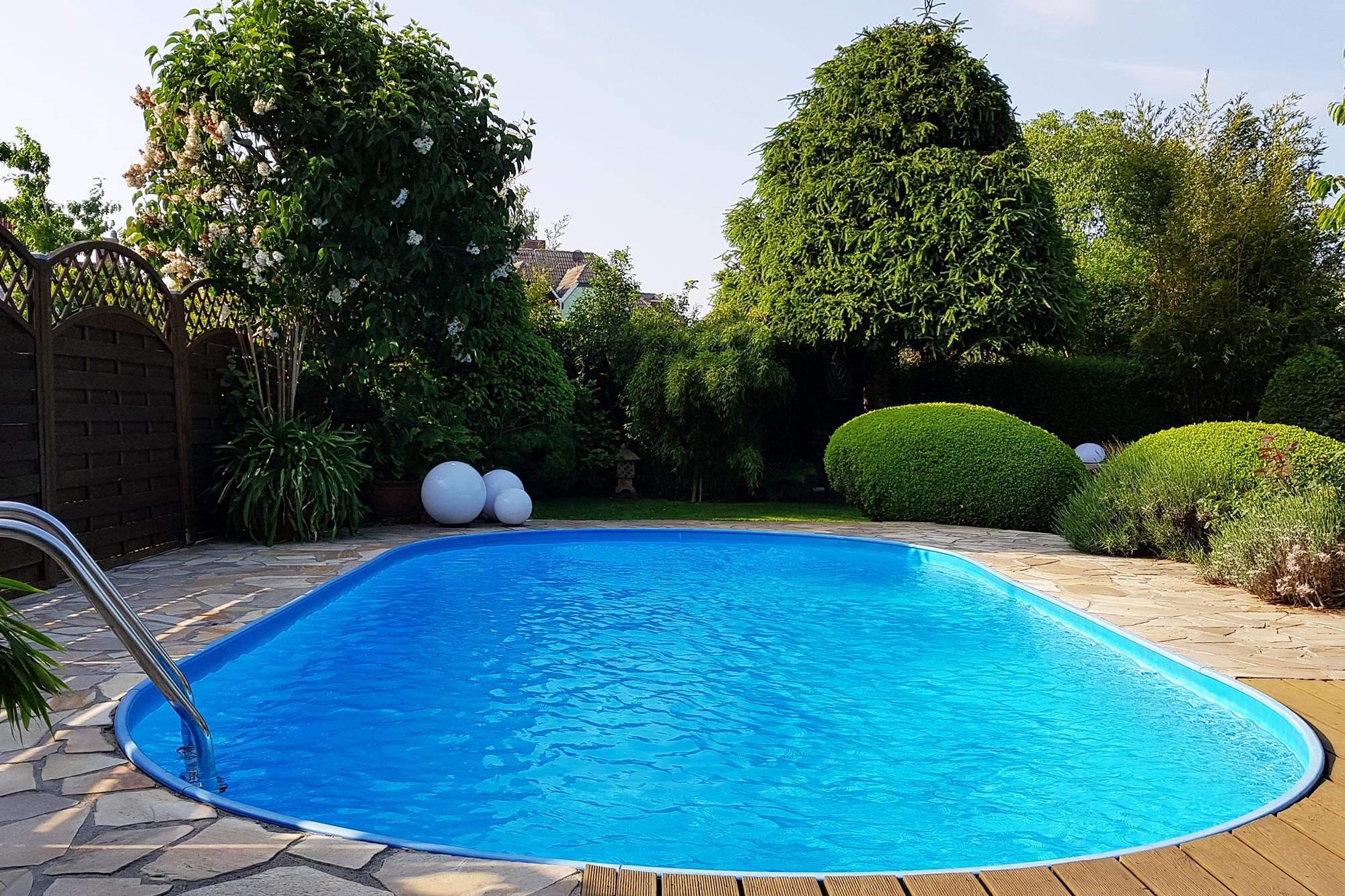 Garten Pool anlegen Header