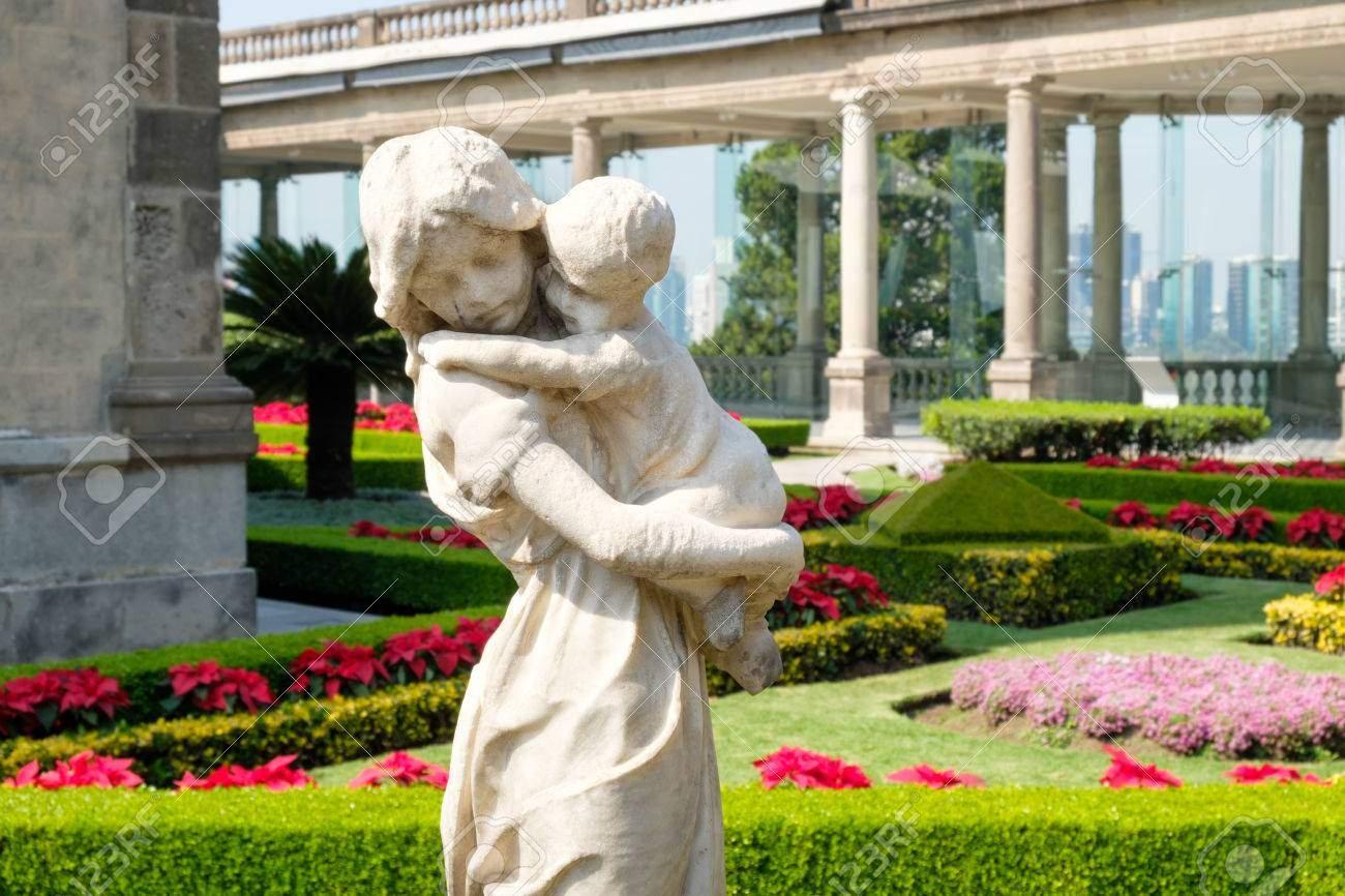Schöne Gärten Elegant Stock