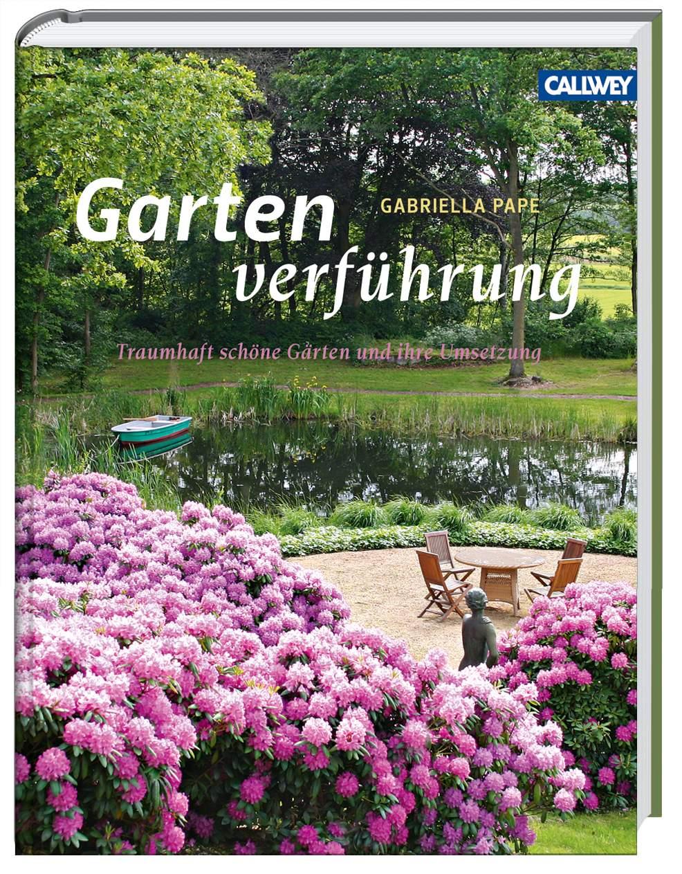 Gartenverfuehrung Callwey Cover