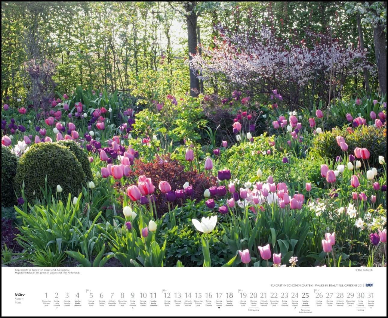 Schöne Gärten Reizend Zu Gast In Schönen Gärten 2018 – Dumont Garten Kalender