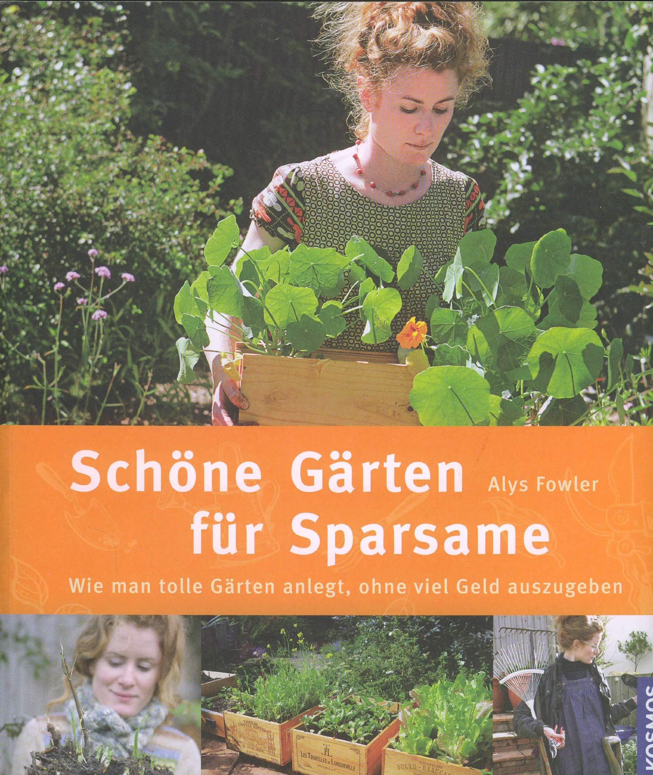 Schöne Gärten Schön Schöne Gärten Für Sparsame Amazon Alys Fowler Bücher