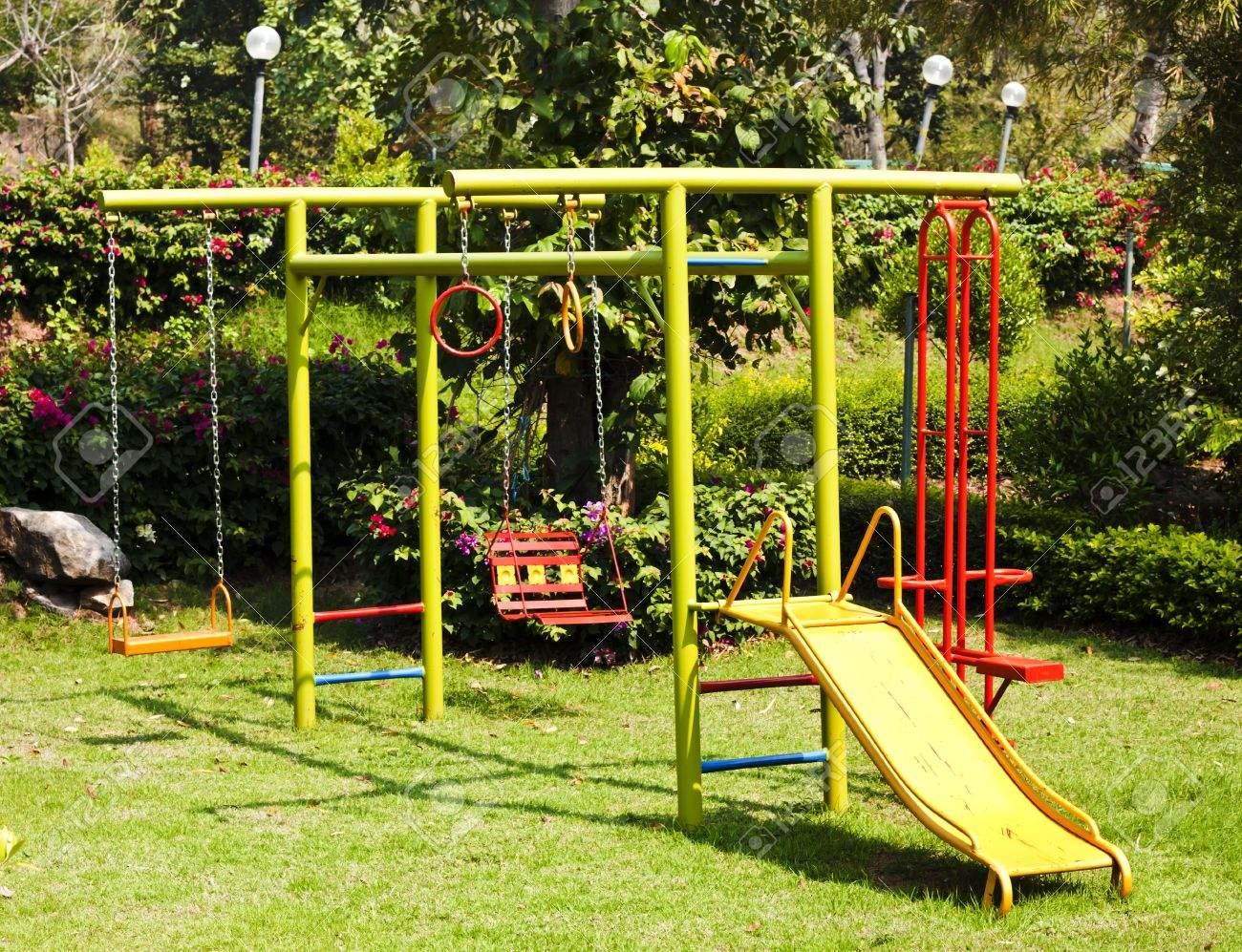Spielgeräte Garten Neu Stock