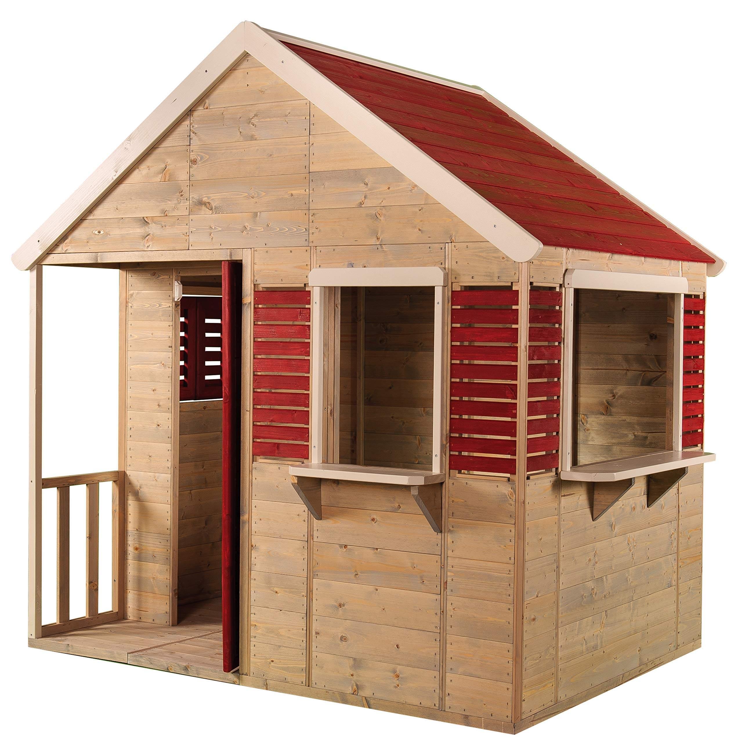 Spielhaus Garten Das Beste Von Wendi toys M12 Summer Villa