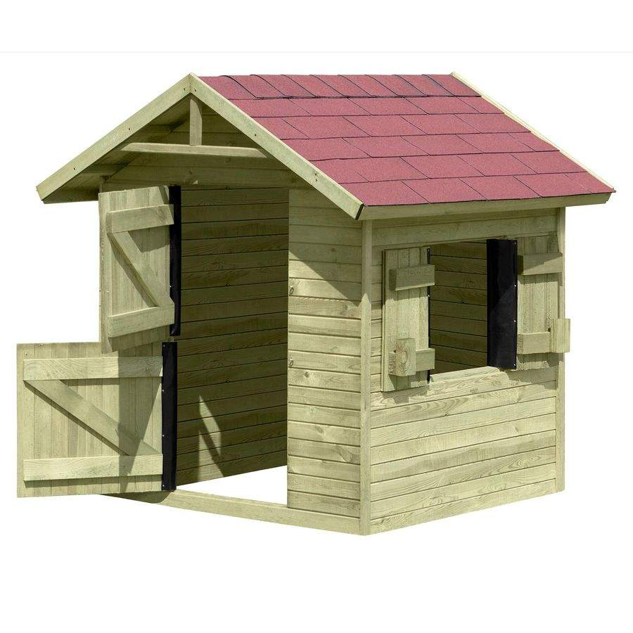 Spielhaus Garten Inspirierend Spielhaus Emily Aus Holz Gartenhaus Für Kinder