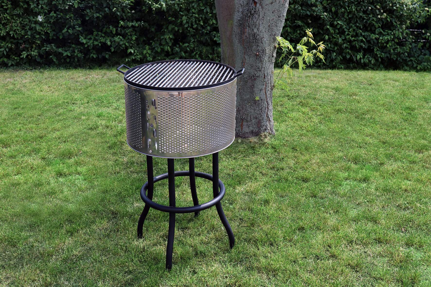 Upcycling Grill c ALBA Group