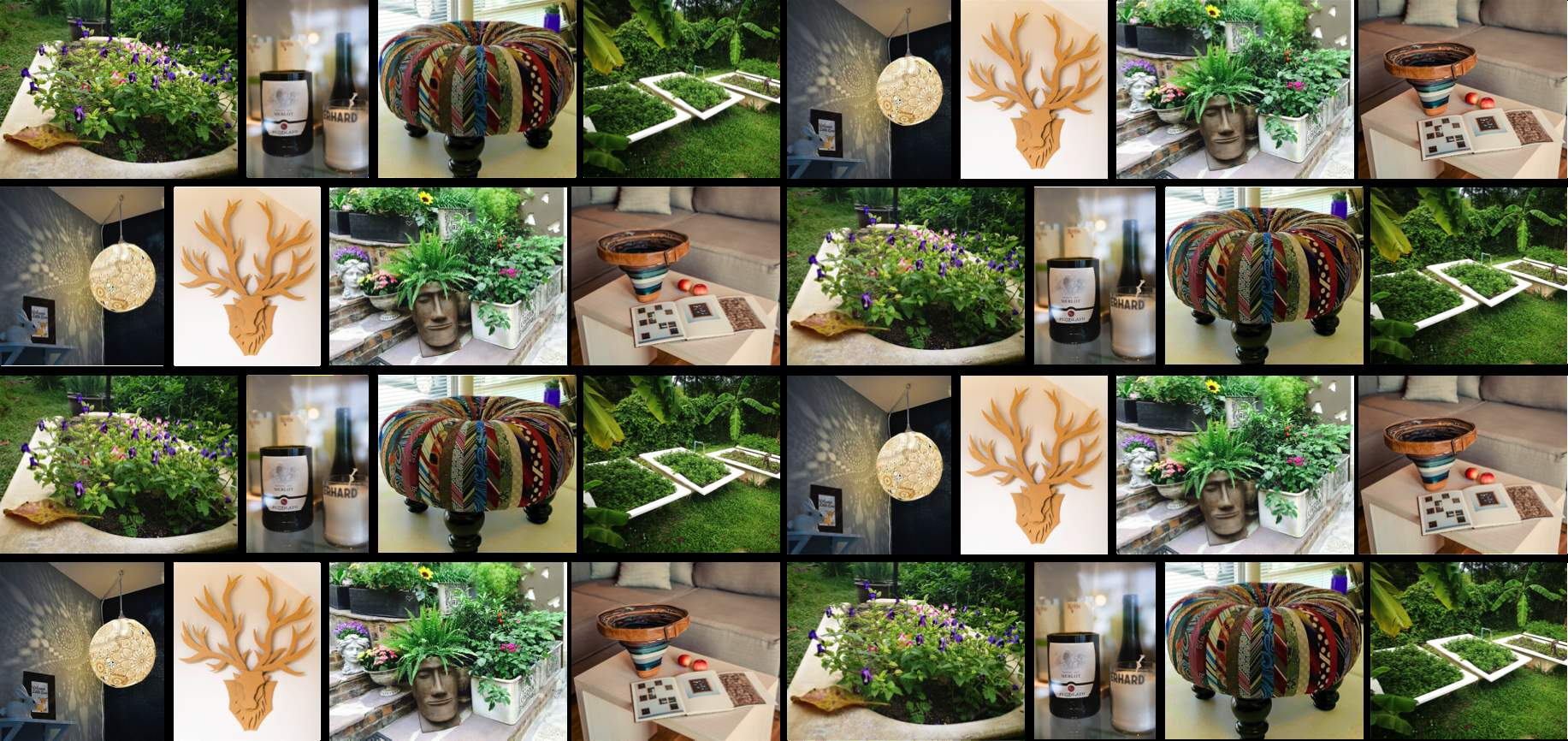 Upcycling inspiration hotel eco green