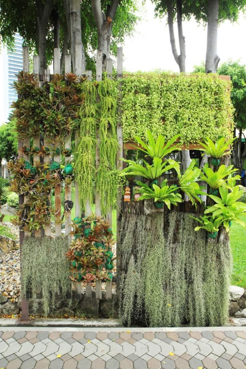 Vertikaler Garten Genial Hängende Gärten Pflanzen Vertikal Anbauen