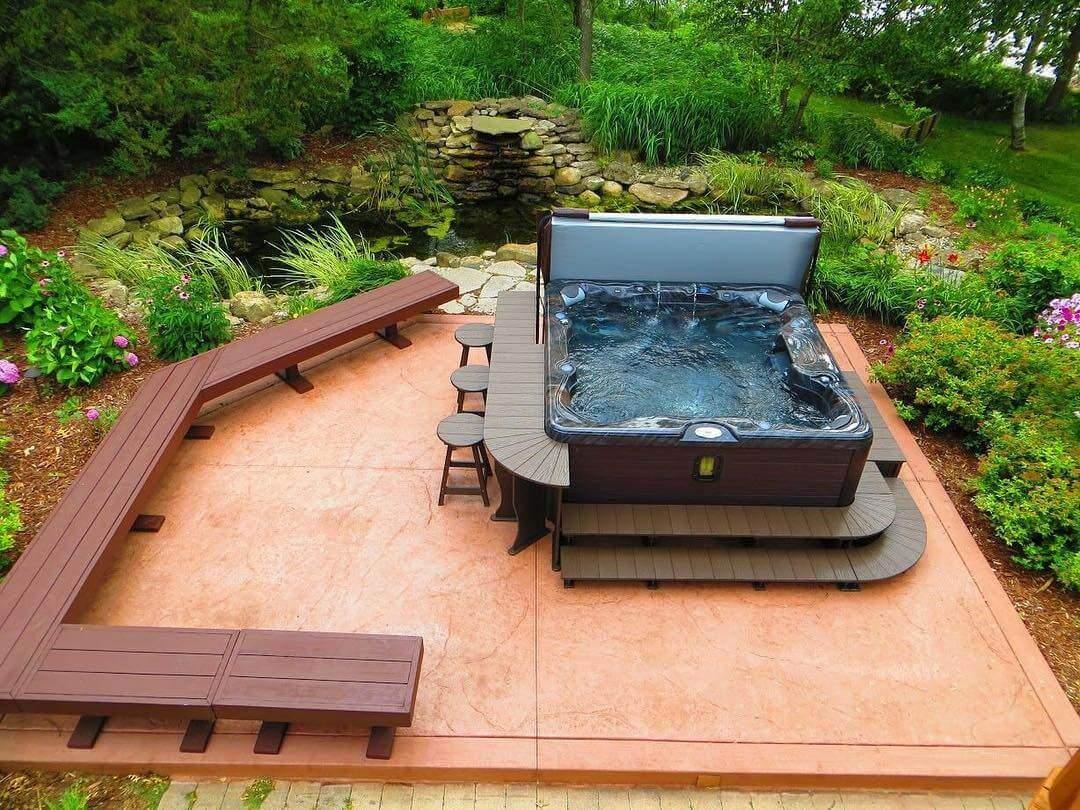Whirlpool Garten Inspirierend 5 Dinge Sie Beim Whirlpool Kauf Beachten Müssen