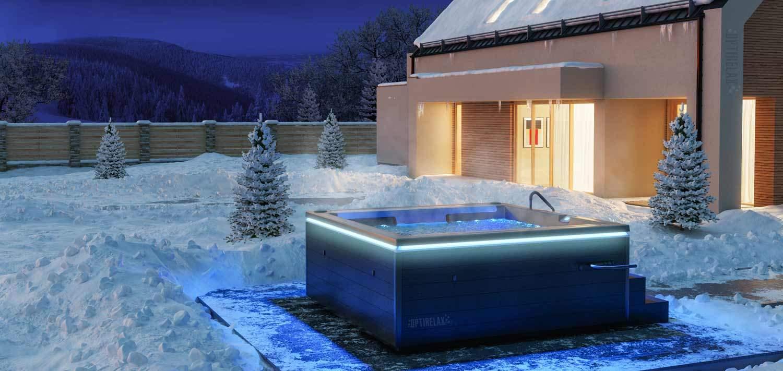 Whirlpool Garten Luxus Whirlpool Outdoor Premium Optirelax Whirlpools Für Aussen
