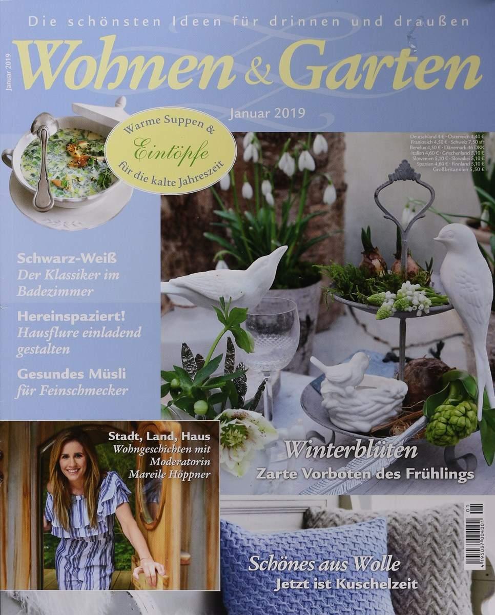 Wohnen Und Garten Frisch Wohnen & Garten 1 2019 Zeitungen Und Zeitschriften Online