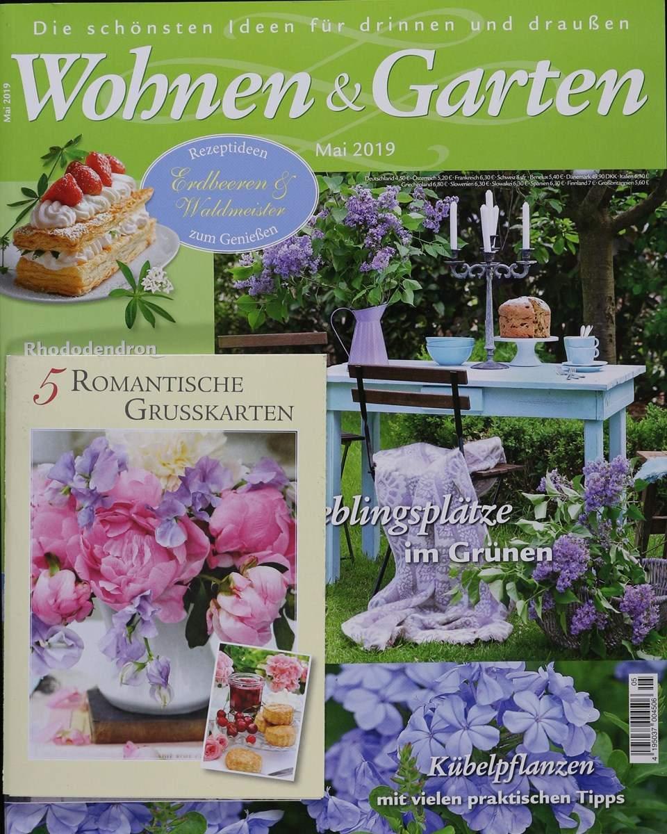 Wohnen Und Garten Genial Wohnen & Garten 5 2019 Zeitungen Und Zeitschriften Online