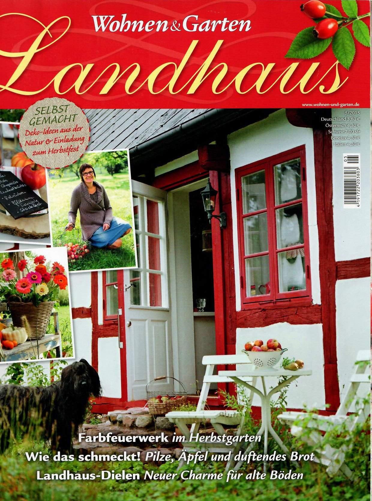 Wohnen Und Garten Inspirierend Erkmann Im Magazin Wohnen & Garten Landhaus