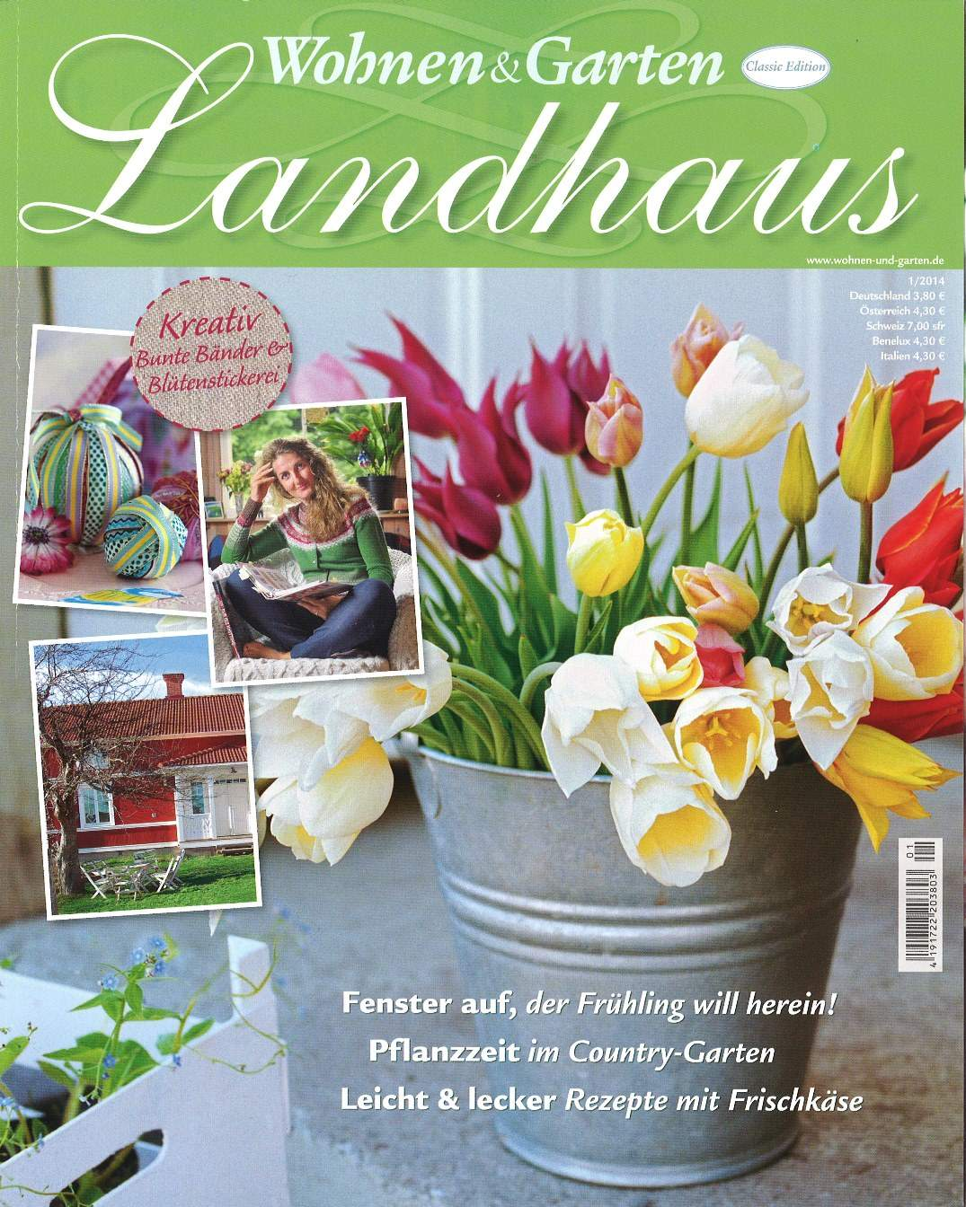 Wohnen Und Garten Inspirierend Wohnen Und Garten Landhaus 01 2014