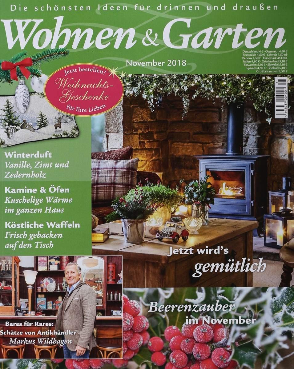 Wohnen Und Garten Luxus Wohnen & Garten 11 2018 Zeitungen Und Zeitschriften Online