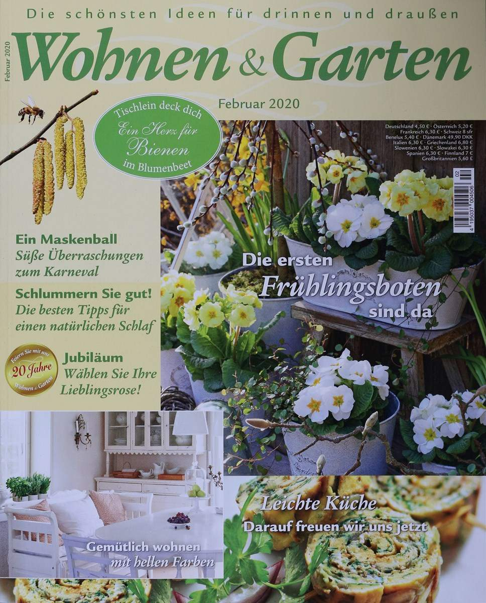 Wohnen Und Garten Reizend Wohnen & Garten 2 2020 Zeitungen Und Zeitschriften Online