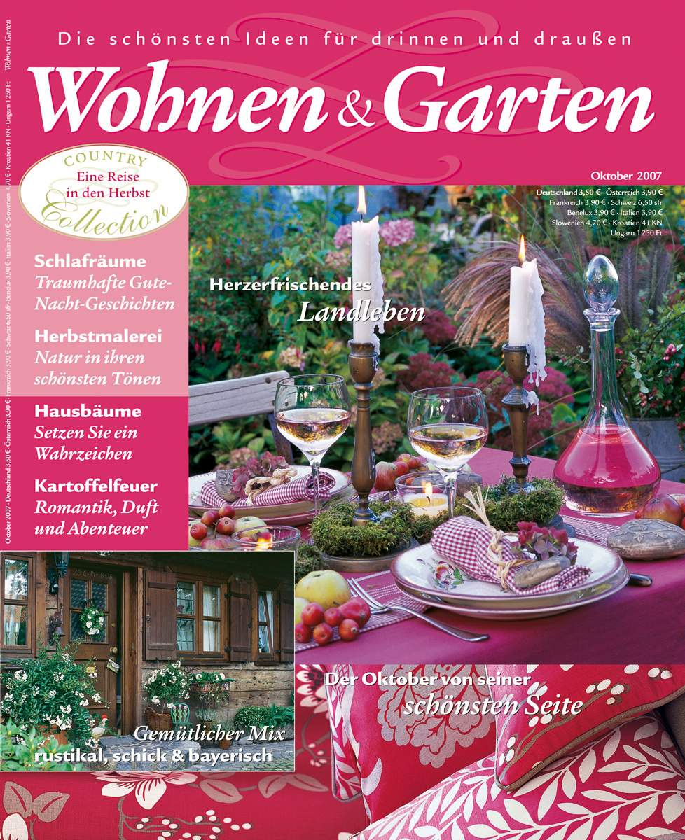 Wohnen Und Garten Reizend Wohnen & Garten Gibt Besten Tipps Für Eine Entspannte