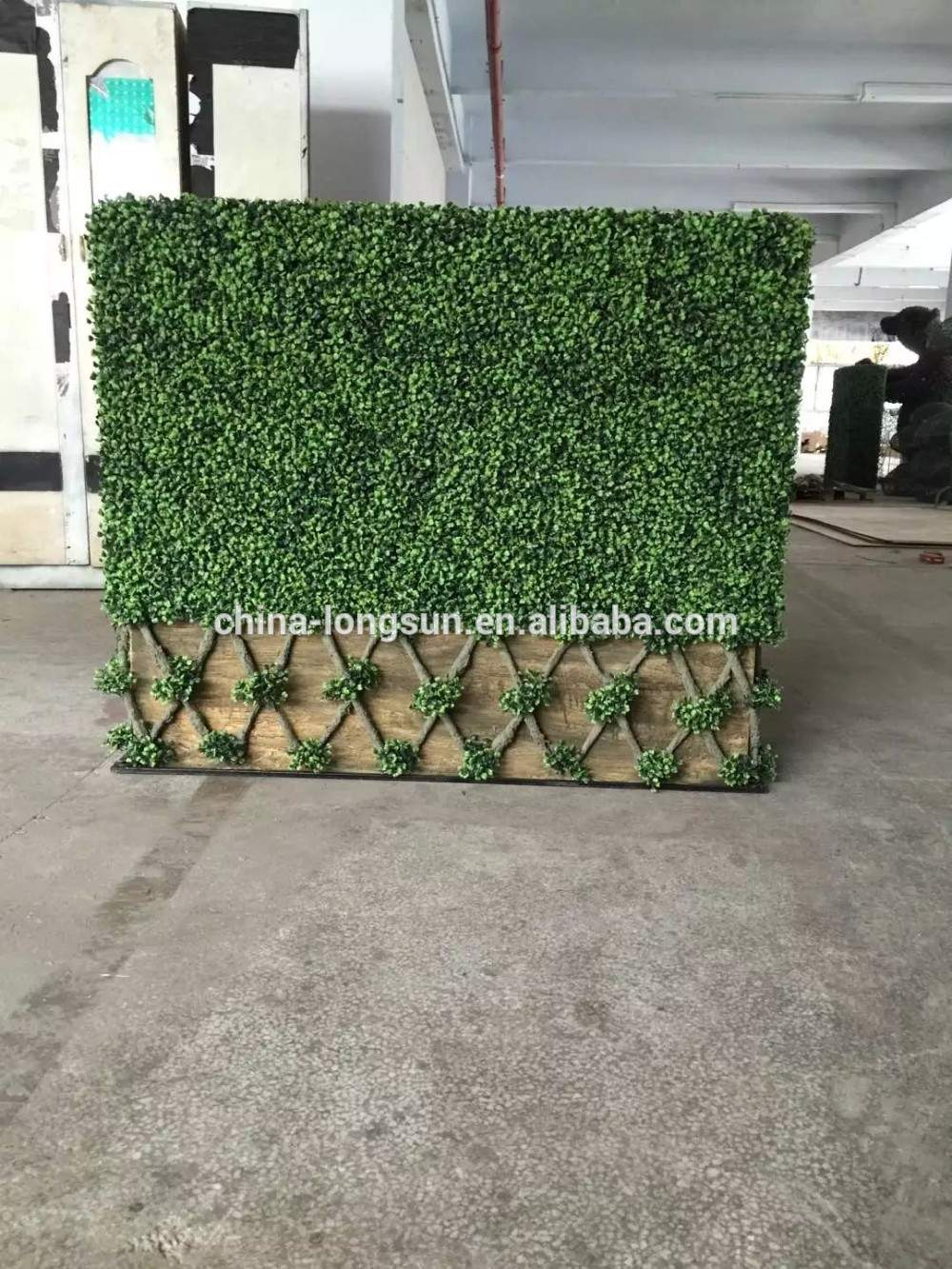 lsd artificial plants 50 50cm artificial boxwood hedges plastic outdoor fence garden decoration fence screen greener