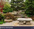 Zen Garten Frisch Zen Garten Steingarten Japanischer Garten Stockfoto Bild
