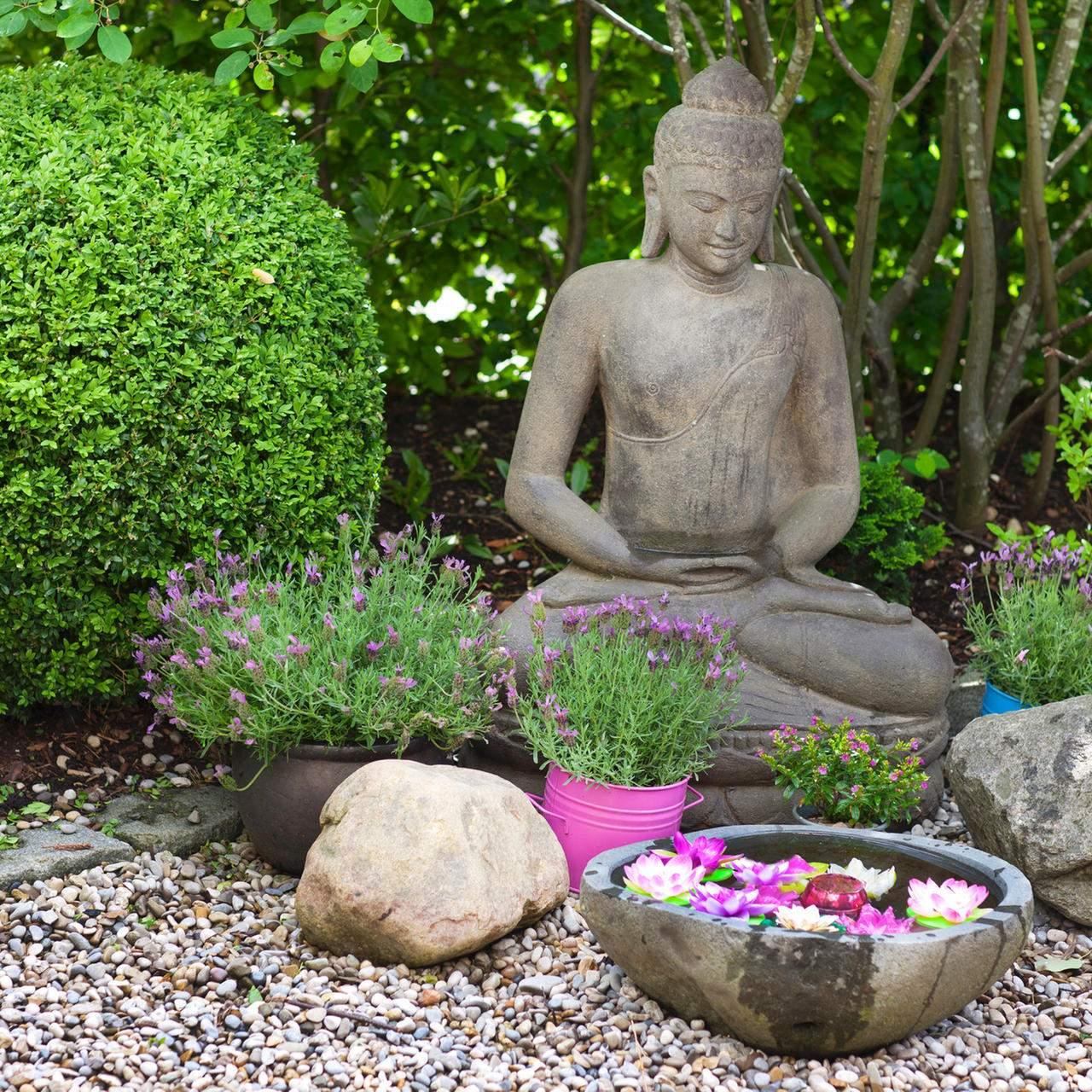 Zen Garten Inspirierend Der Zen Garten – Wie Sie Ihn Anlegen Und Was Er Bedeutet