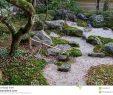 Zen Garten Inspirierend Japanische Zengarten Meditationssteine Stockfoto Bild Von