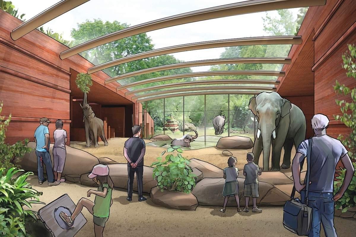 Zoologischer Garten Berlin Schön Wie Sich Der Berliner Zoo Komplett Verändern Wird Berliner