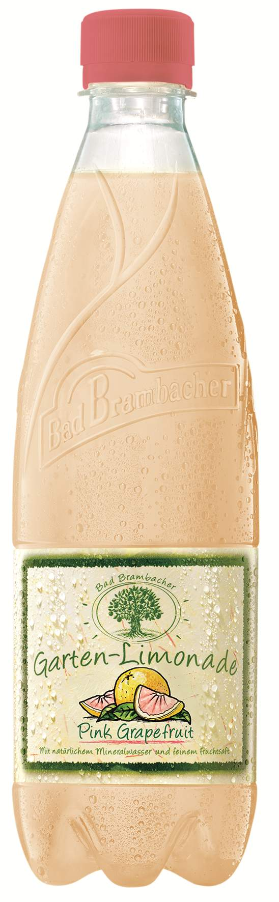 Bad Brambacher Garten Limonade Frisch Bad Brambacher Garten Limonade Pink Grapefruit 0 5l