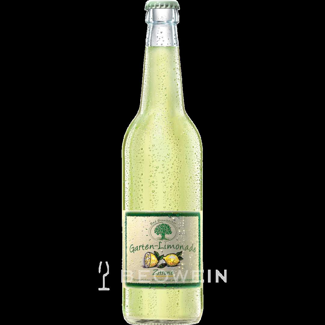Bad Brambacher Garten Limonade Genial Bad Brambacher Gartenlimonade Zitrone 20×0 5 L Glasflasche
