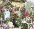 Cottage Garten Anlegen Neu Puzzle Cottage Garden