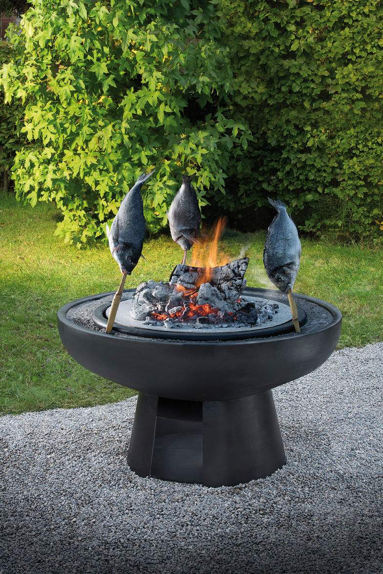 outdoor kueche grill