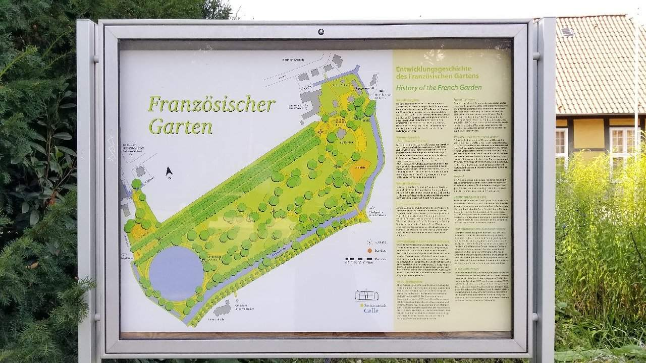 Attraction Review g d Reviews Franzosischer Garten Celle Lower Saxony