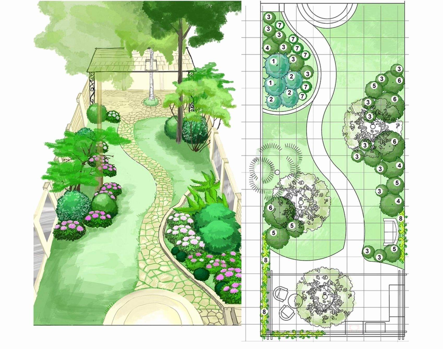 Garten Anlegen Plan Schön English Garden Design Luxury Plans Fresh Love This