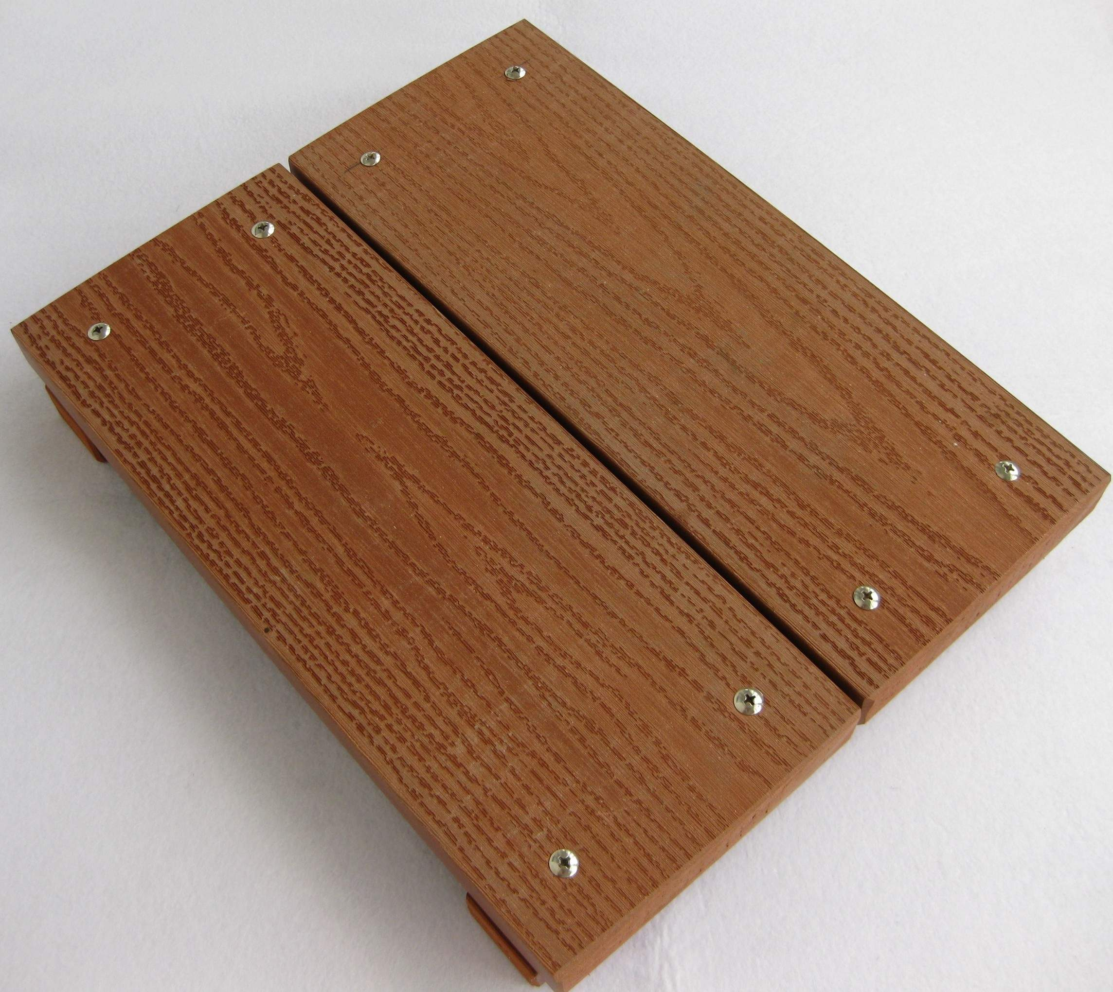 sale antislip wpc deck flooring for garden lawn balcony 140mm 25mm