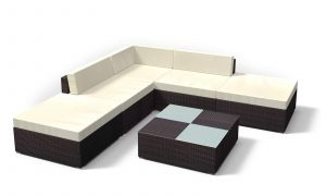 37 Luxus Garten Lounge Set Rattan Luxus