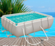 Garten Pool Bestway Frisch Bestway Power Steel 282x196x84cm Pool Filterpumpe Schlauch Gartenpool 19