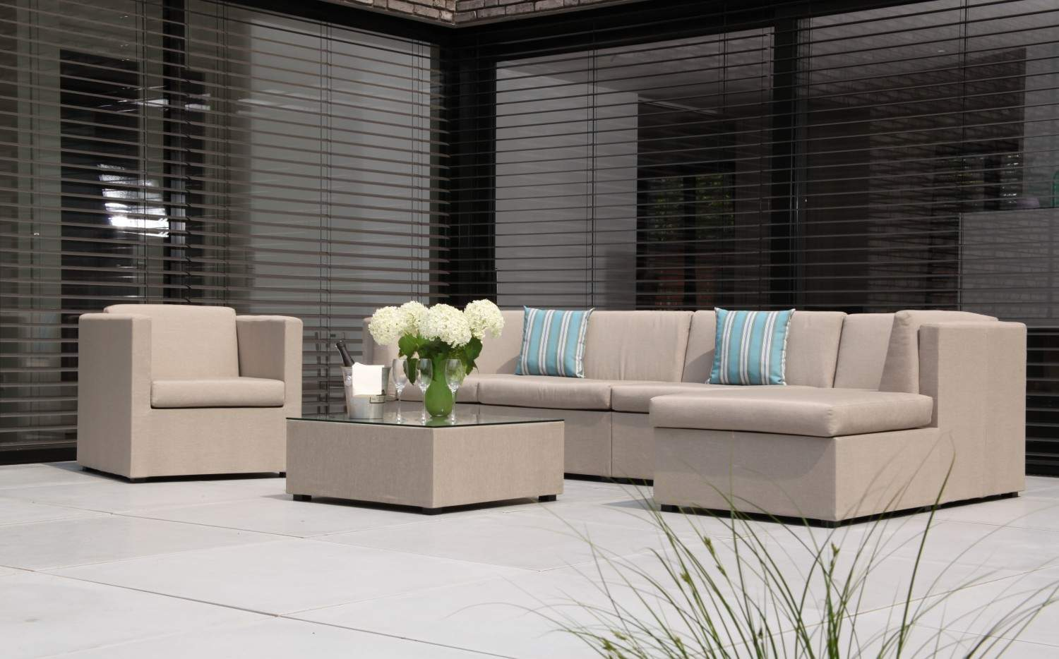 SA Siena Garden Loungeset Riverton 6 4
