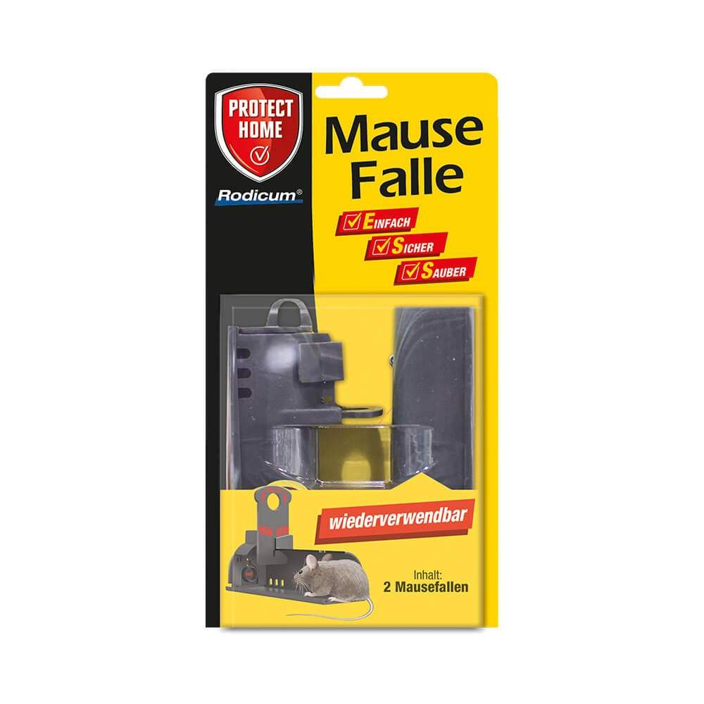 protect home mausefalle 2 stueck