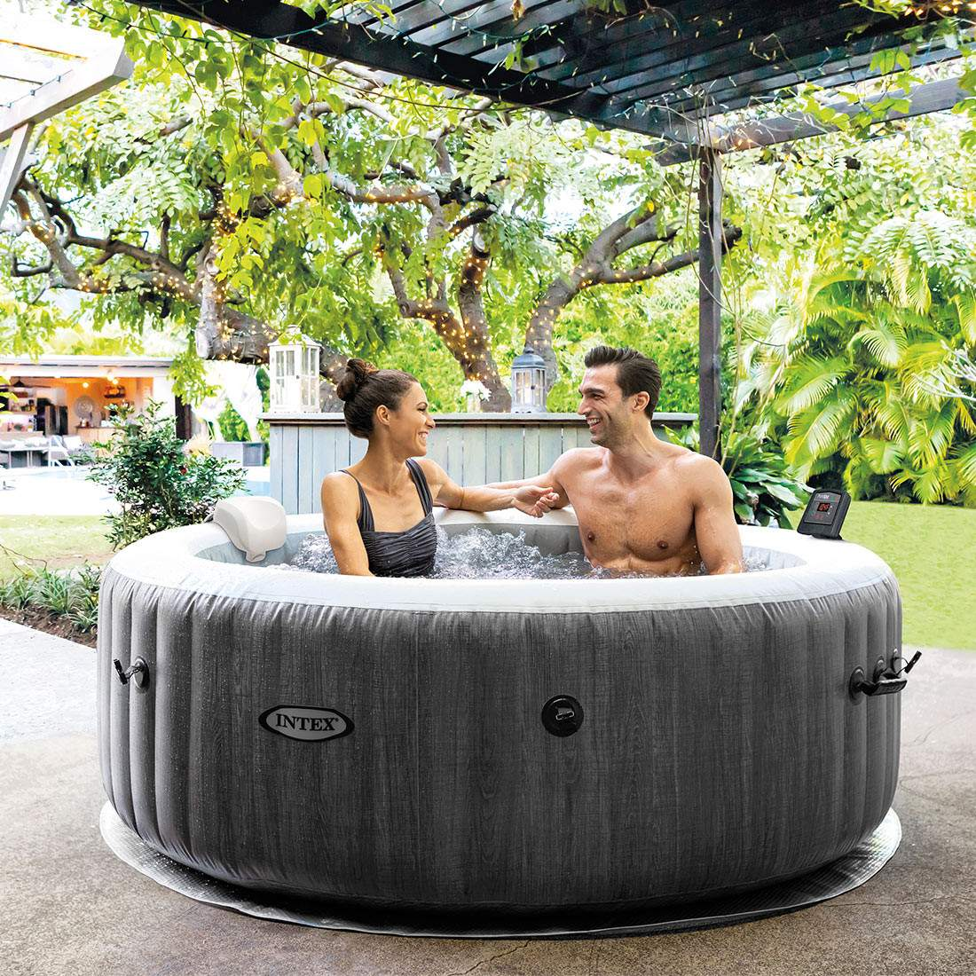 intex purespa bubble whirlpool 795l