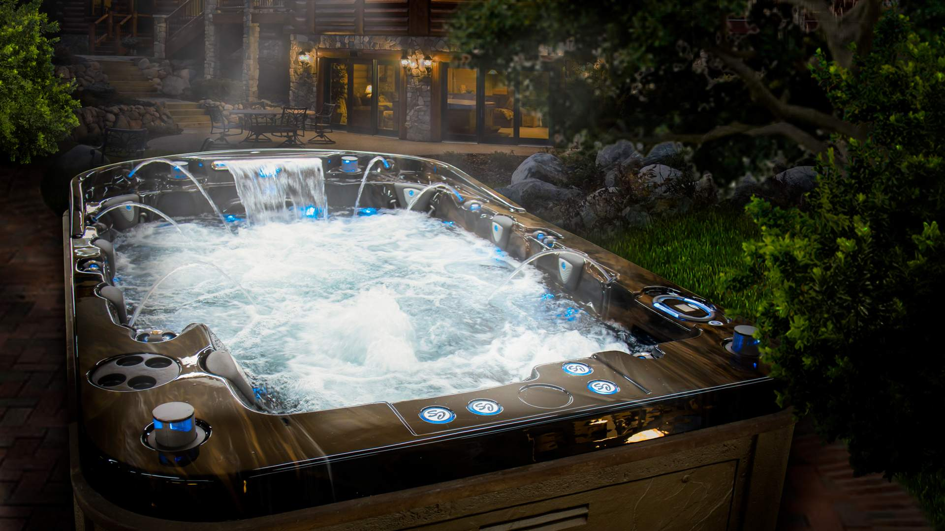 whirlpool coast spas mirage curve
